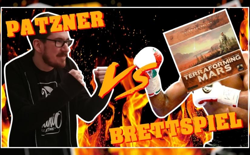 Solo Let's Play   Patzner vs. Brettspiel – TerraformingMars