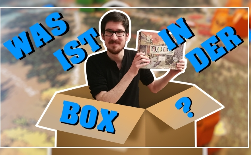 Was ist in der Box? – Root [Unboxing, Regeln, Review]