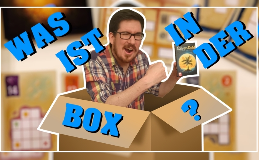 Was ist in der Box? – Silver & Gold [Unboxing, Regeln, Review]