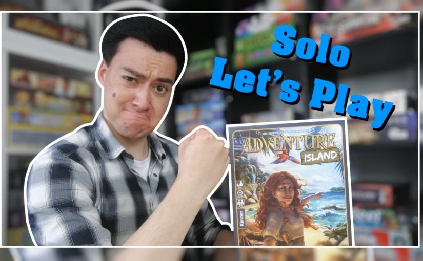 Adventure Island | Solo Let'sPlay