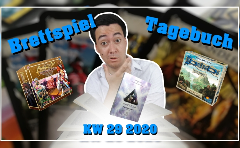 Brettspiel Tagebuch | Andy [KW 29 –2020]