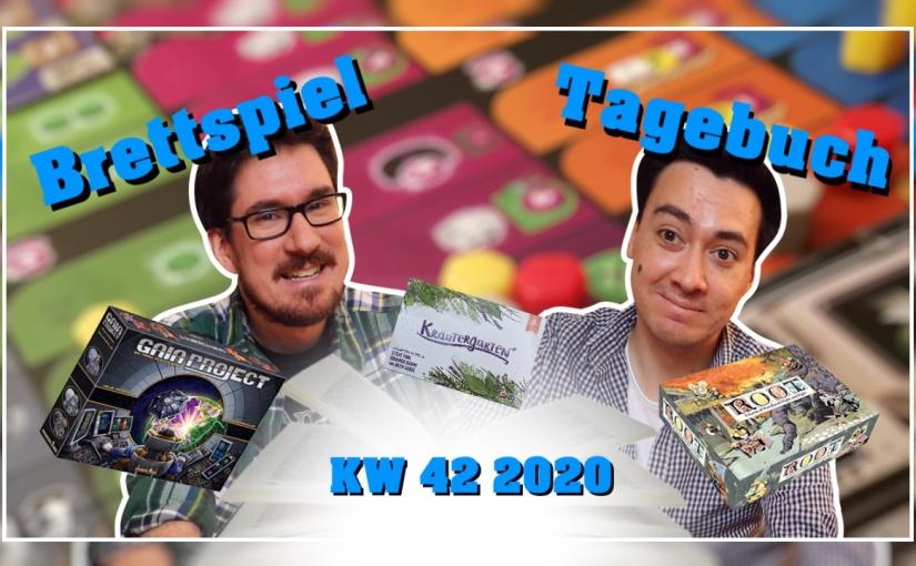 Brettspiel Tagebuch | Patzner & Andy [KW 42 –2020]