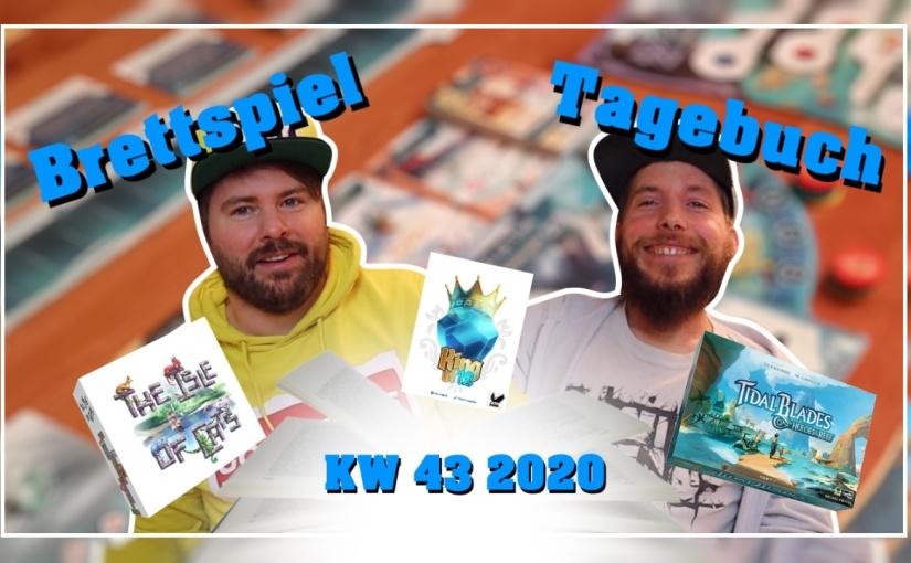 Brettspiel Tagebuch | Olli & Alex [KW 43 –2020]